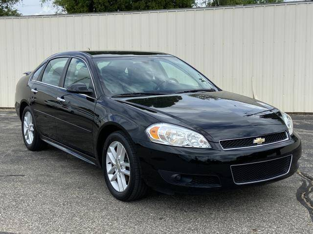 2014 Chevrolet Impala Limited for sale at Miller Auto Sales in Saint Louis MI