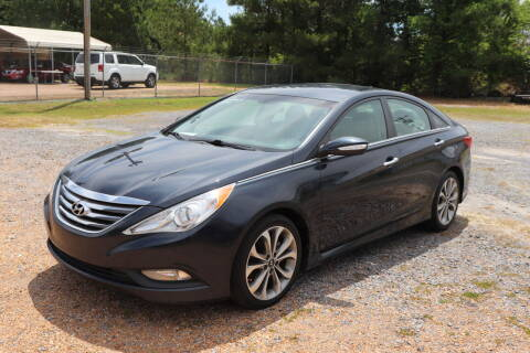 2014 Hyundai Sonata for sale at Tommy Rice Motors in Byram MS