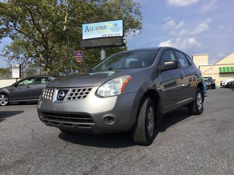 2009 Nissan Rogue for sale at All Star Auto Sales and Service LLC in Allentown PA