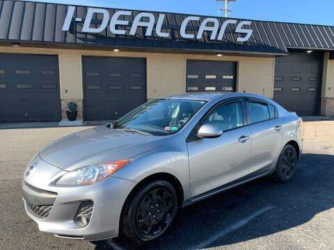 2013 Mazda MAZDA3 for sale at I-Deal Cars in Harrisburg PA