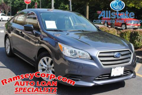 2017 Subaru Legacy for sale at Ramsey Corp. in West Milford NJ