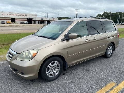 2006 Honda Odyssey for sale at Double K Auto Sales in Baton Rouge LA