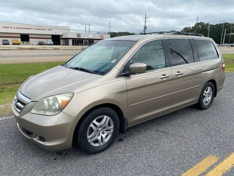 2006 Honda Odyssey for sale at Double K Auto Sales in Baton Rouge LA