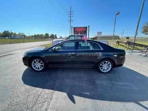 2009 Chevrolet Malibu for sale at MYLENBUSCH AUTO SOURCE in O'Fallon MO