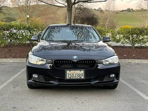 2013 BMW 3 Series for sale at CARFORNIA SOLUTIONS in Hayward CA