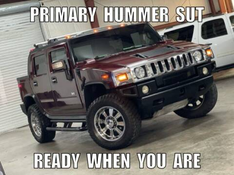 2006 HUMMER H2 SUT for sale at Primary Auto Group in Dawsonville GA