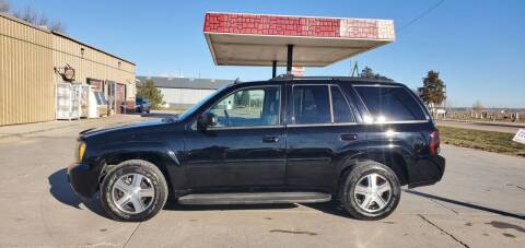 2007 Chevrolet TrailBlazer for sale at Dakota Auto Inc. in Dakota City NE