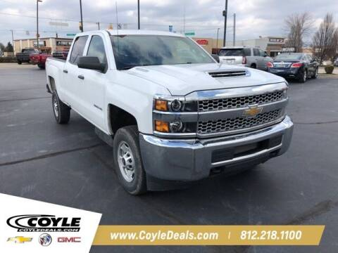2019 Chevrolet Silverado 2500HD for sale at COYLE GM - COYLE NISSAN in Clarksville IN