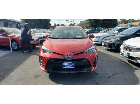 2019 Toyota Corolla for sale at AutoDeals in Hayward CA