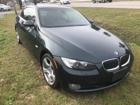 2008 BMW 3 Series for sale at Auto Cars in Murrells Inlet SC