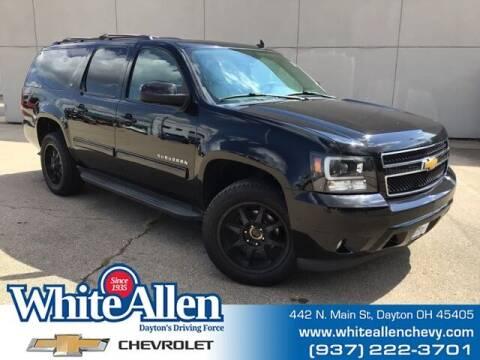 2012 Chevrolet Suburban for sale at WHITE-ALLEN CHEVROLET in Dayton OH
