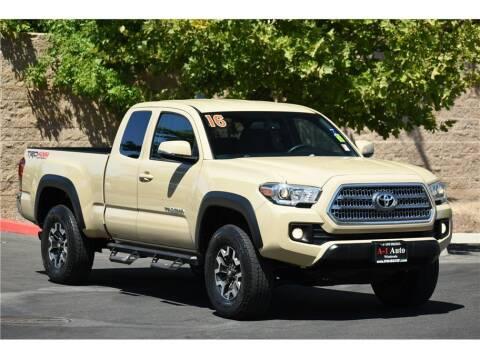 2016 Toyota Tacoma for sale at A-1 Auto Wholesale in Sacramento CA