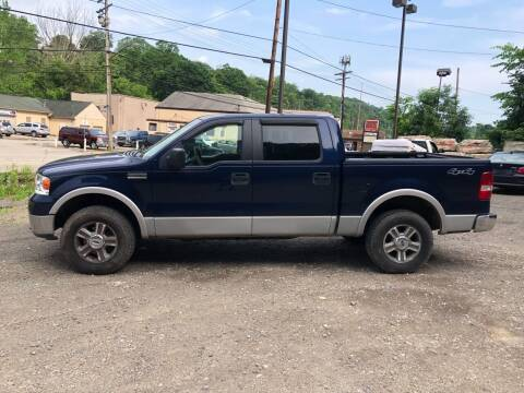 2008 Ford F-150 for sale at Compact Cars of Pittsburgh in Pittsburgh PA