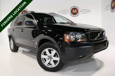 2006 Volvo XC90 for sale at Unlimited Motors in Fishers IN
