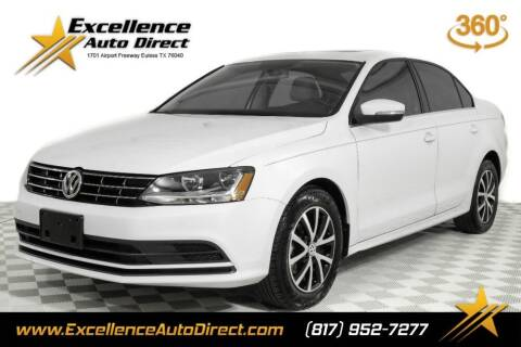 2018 Volkswagen Jetta for sale at Excellence Auto Direct in Euless TX