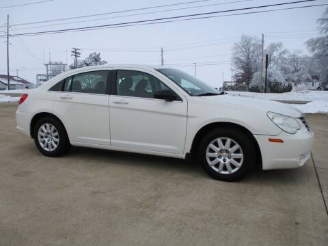 2008 Chrysler Sebring for sale at Crossroads Used Cars Inc. in Tremont IL