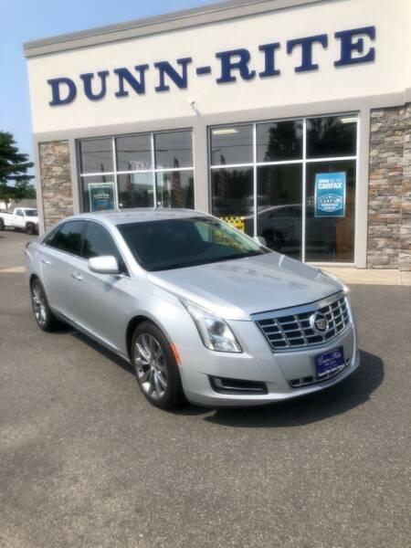 2013 Cadillac XTS for sale at Dunn-Rite Auto Group in Kilmarnock VA