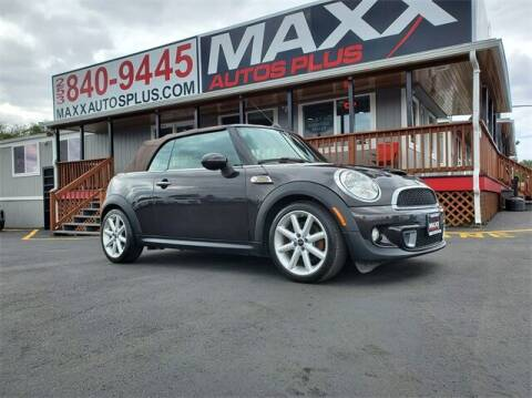2013 MINI Convertible for sale at Maxx Autos Plus in Puyallup WA