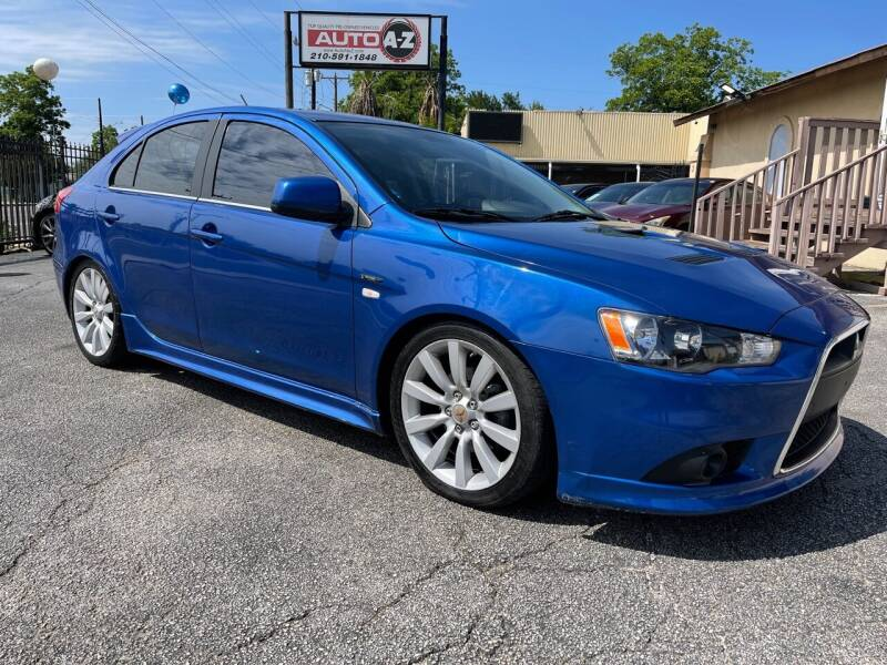 2010 Mitsubishi Lancer Sportback for sale in San Antonio, TX