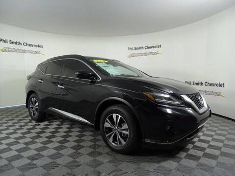 2019 Nissan Murano for sale at PHIL SMITH AUTOMOTIVE GROUP - Phil Smith Chevrolet in Lauderhill FL