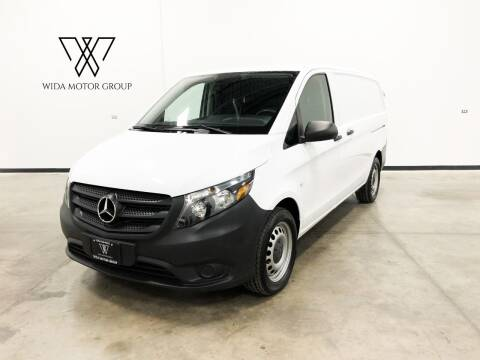 2017 Mercedes-Benz Metris for sale at Wida Motor Group in Bolingbrook IL
