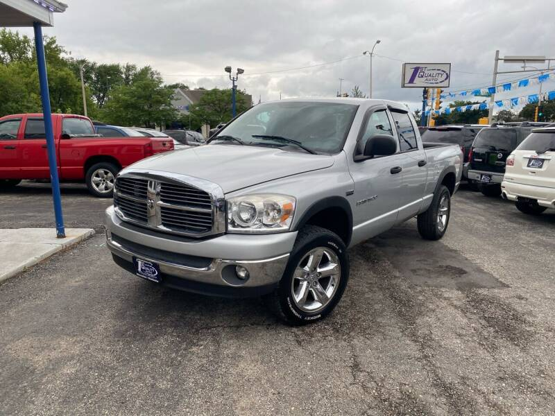 2007 Dodge Ram Pickup 1500 for sale at 1st Quality Auto in Milwaukee WI