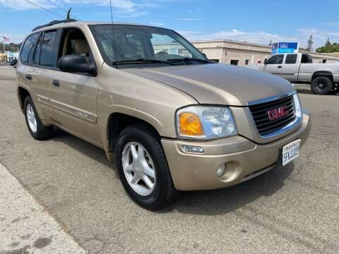 2004 GMC Envoy for sale at Ricos Auto Sales in Escondido CA