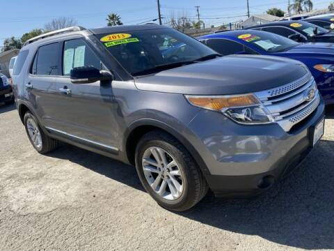 2013 Ford Explorer for sale at New Start Motors in Bakersfield CA