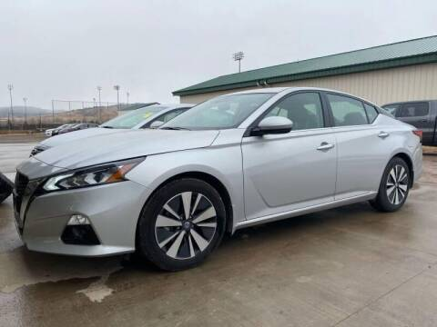 2019 Nissan Altima for sale at Platinum Car Brokers in Spearfish SD