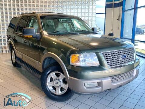 2003 Ford Expedition for sale at iAuto in Cincinnati OH