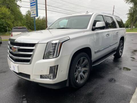 2017 Cadillac Escalade ESV for sale at Erie Shores Car Connection in Ashtabula OH