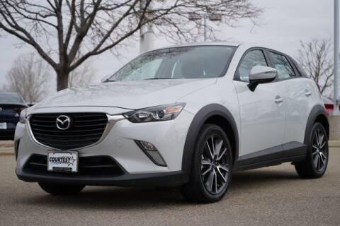 2018 Mazda CX-3 for sale at COURTESY MAZDA in Longmont CO