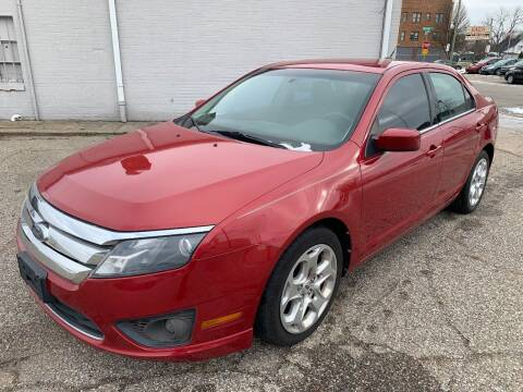 2010 Ford Fusion for sale at Two Rivers Auto Sales Corp. in South Bend IN