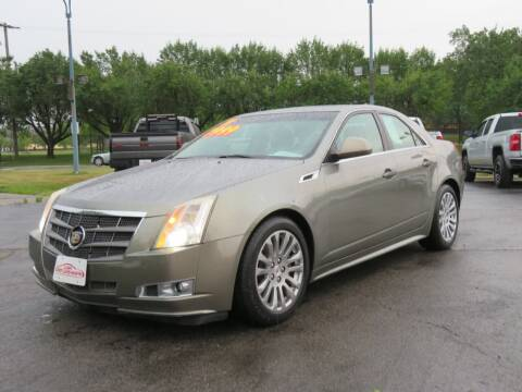 2011 Cadillac CTS for sale at Low Cost Cars North in Whitehall OH
