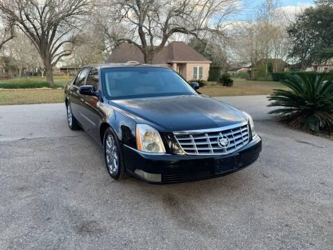 2008 Cadillac DTS for sale at CARWIN MOTORS in Katy TX