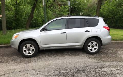 2007 Toyota RAV4 for sale at Buy A Car in Chicago IL