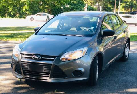 2012 Ford Focus for sale at Pak Auto Corp in Schenectady NY