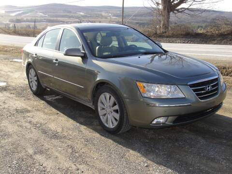 2009 Hyundai Sonata for sale at Turnpike Auto Sales LLC in East Springfield NY