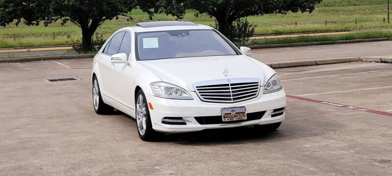 2011 Mercedes-Benz S-Class for sale at America's Auto Financial in Houston TX