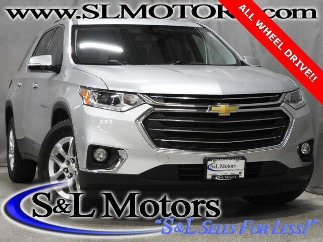 2018 Chevrolet Traverse for sale in Pulaski, WI