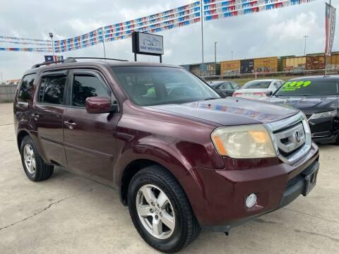 2010 Honda Pilot for sale at Car Solutions Inc. in San Antonio TX