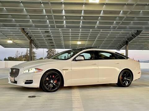 2011 Jaguar XJL for sale at 3M Motors in San Jose CA
