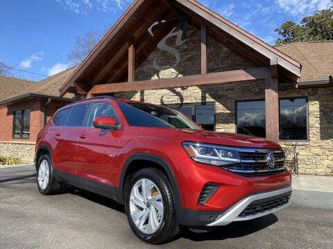 2021 Volkswagen Atlas for sale at Auto Solutions in Maryville TN