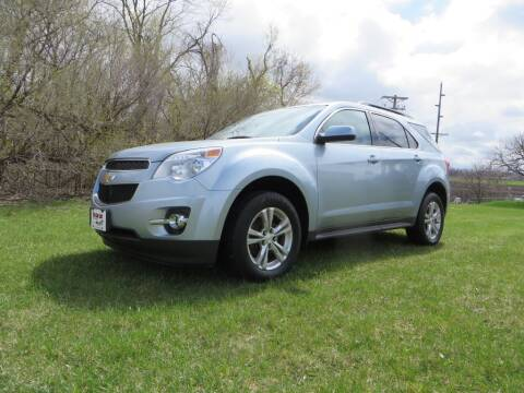 2014 Chevrolet Equinox for sale at The Car Lot in New Prague MN