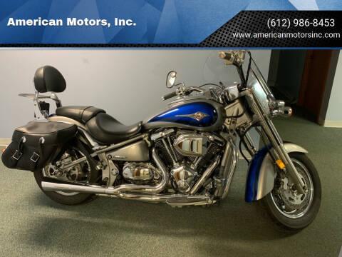 2006 Kawasaki Vulcan for sale at American Motors, Inc. in Farmington MN