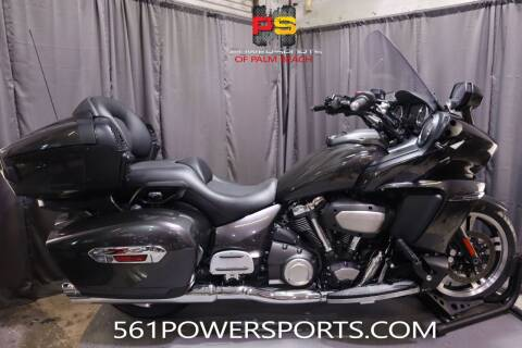 2018 Yamaha Star Venture for sale at Powersports of Palm Beach in Hollywood FL