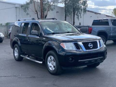 2011 Nissan Pathfinder for sale at Brown & Brown Wholesale in Mesa AZ