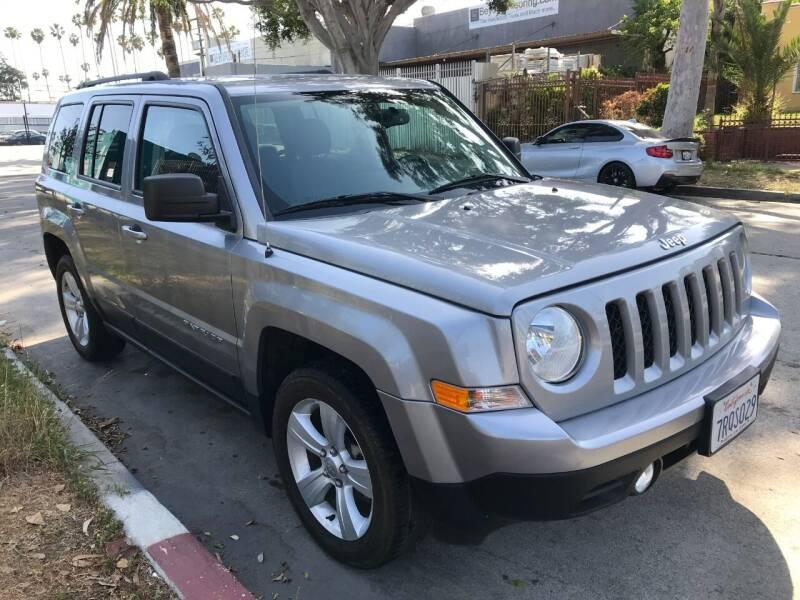 2016 Jeep Patriot for sale at Autobahn Auto Sales in Los Angeles CA