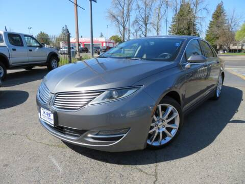 2014 Lincoln MKZ for sale at KAS Auto Sales in Sacramento CA