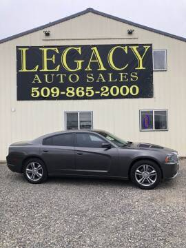 2014 Dodge Charger for sale at Legacy Auto Sales in Toppenish WA